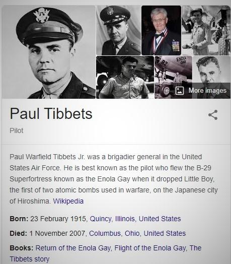 tibbets