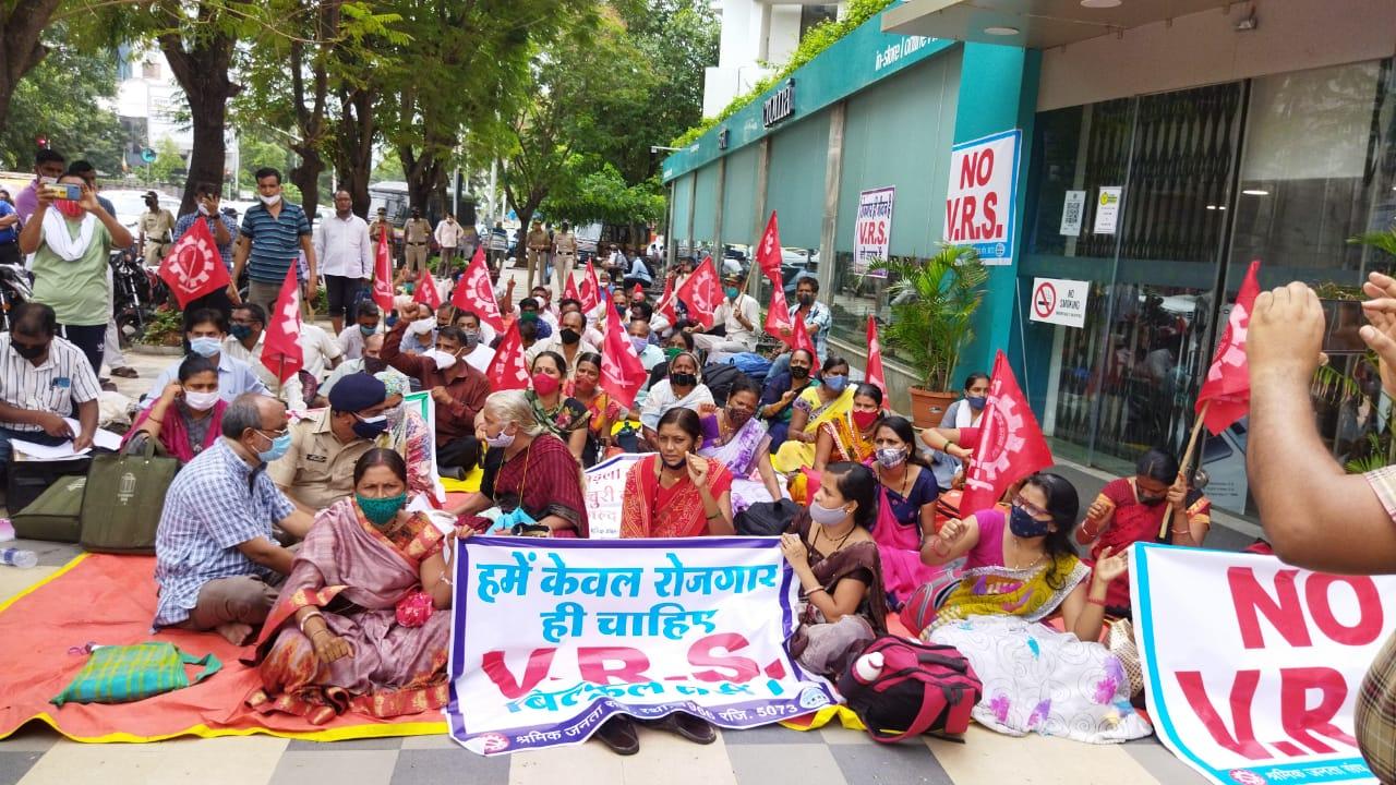 century mills protest